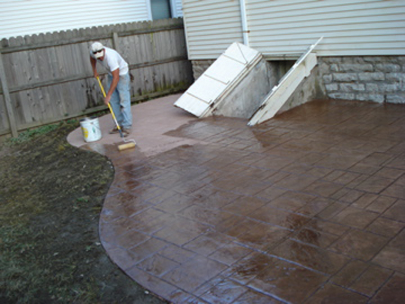 Applications Include Stained Concrete And Stamped Concrete. Indoor Concrete  Projects Include Concrete Floors, Garage Floor Coatings, Concrete  Countertops, ...
